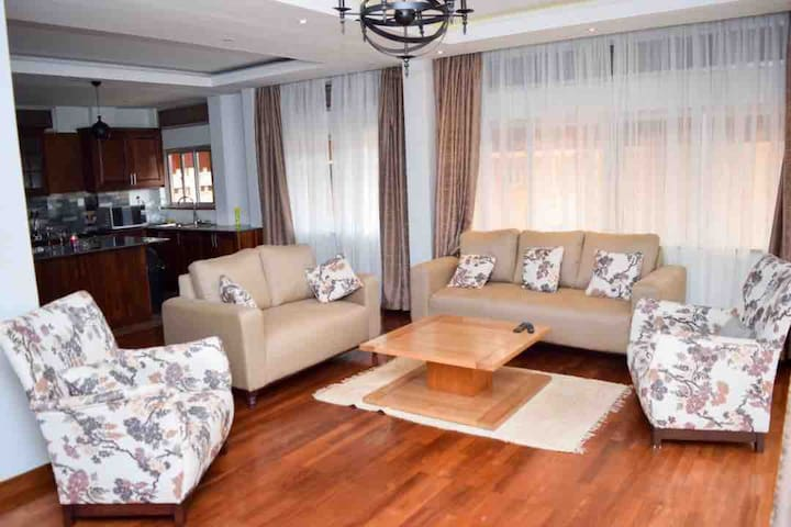 Splendid K.A.R Kololo apartment