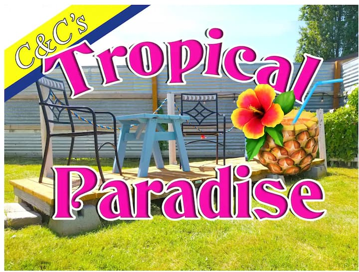 Tropical Paradise in the Heart of Reedsport *NEW*