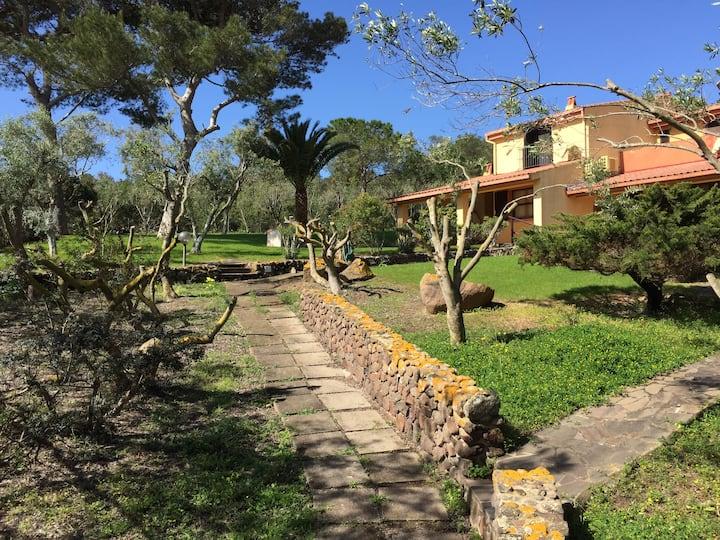 Villa Trilocale 300mt dal mare SARDEGNA