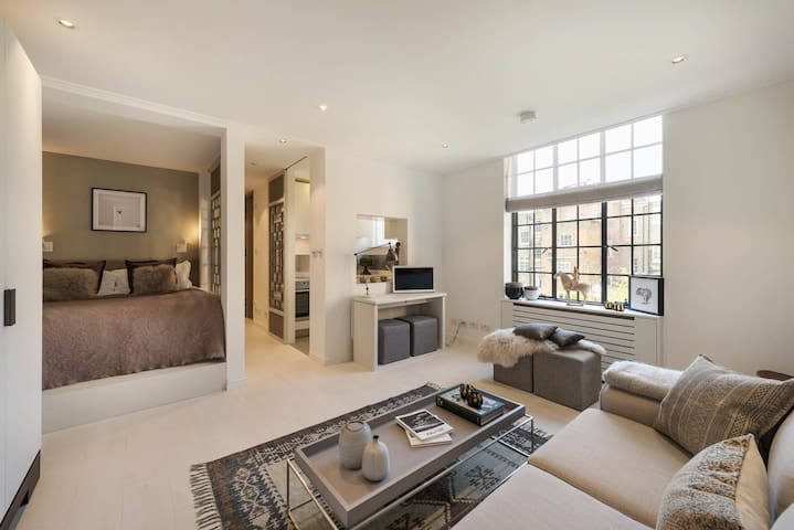 High End studio in the heart of Chelsea