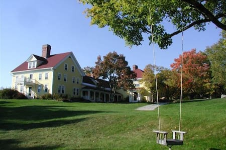 Beautiful Maine Getaway sleeps 25+ - アンドーバー - 一軒家