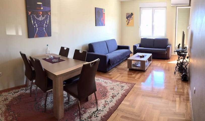 Veky apartment - Podgorica - Apartment