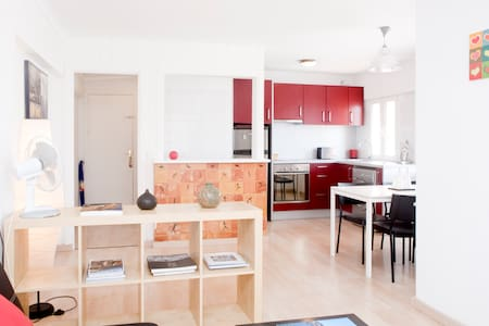 2 bedr Bright apartm for 4 in Ibiza - Ibiza