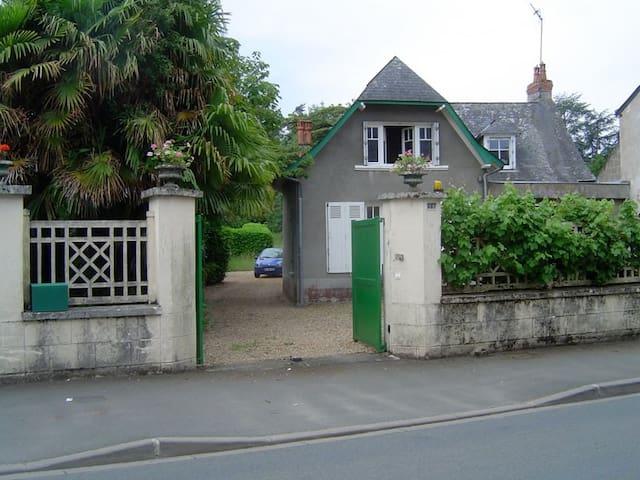 Villa Bergame of Juigné sur Loire - Juigné-sur-Loire - Dom