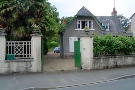 Villa Bergame of Juigné sur Loire - House