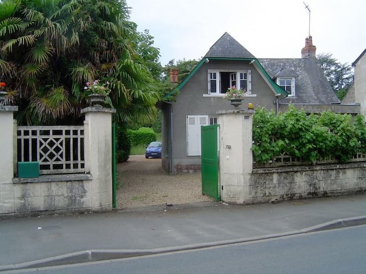 Villa Bergame of Juigné sur Loire