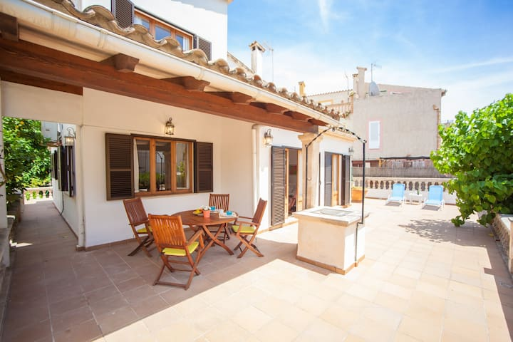 TIA TORRO - Chalet for 5 people in Port d'Alcúdia.