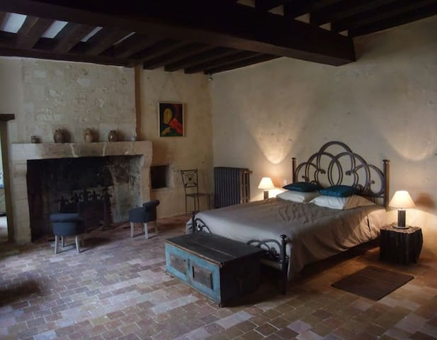 Charming B&B in a old Manor(Perche)
