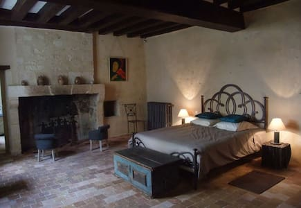 Charming B&B in a old Manor(Perche) - Penzion (B&B)
