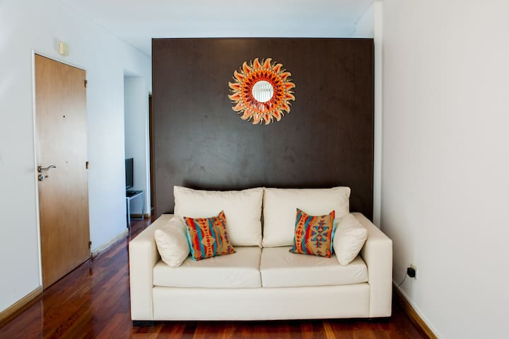 Great sunny apt in Palermo, 2 baths ! Best area !