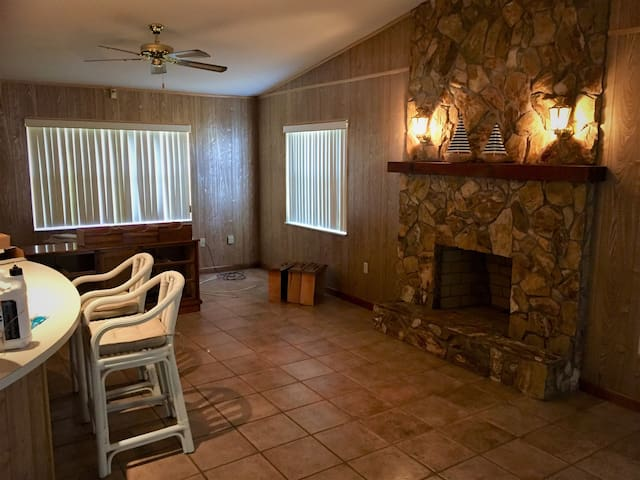 Fabulous Lake Jackson Community Single Family Home