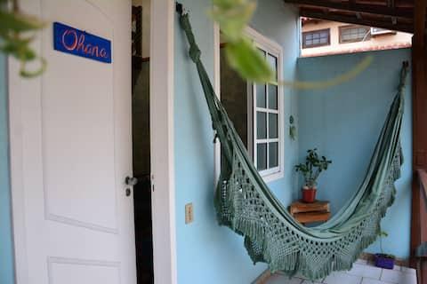 Suíte em apartamento em Arraial do Cabo!