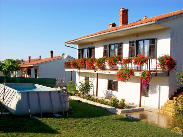 Countryside holiday apartment - Šajini - Appartement