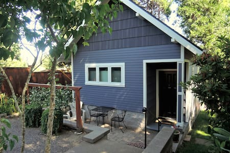 Historic Kerns-Chase Cottage - Eugene - House