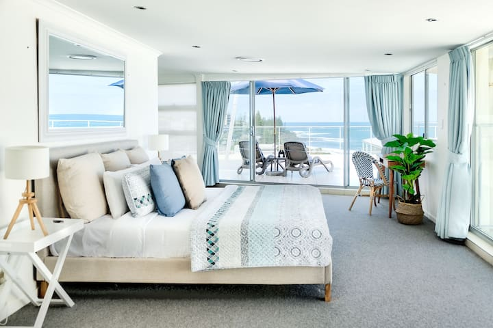 Extra Large Master Suite