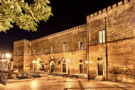 Suite in un Castello nel Salento - Torre Santa Susanna - Bed & Breakfast