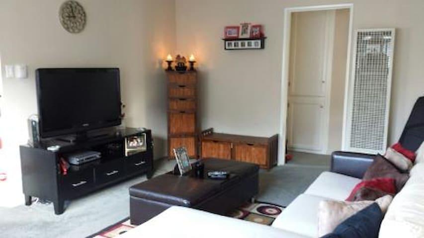 Quiet Private Bedroom  in Torrance - Torrance - Apartemen
