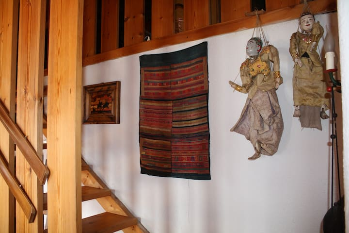 The house of light nature and relax - Aosta - Apartament