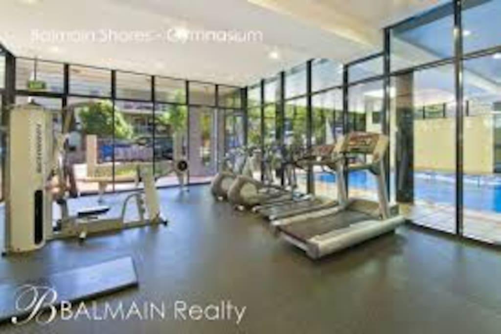 Internal gym