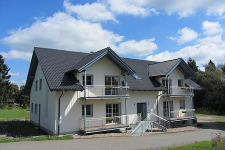 """Ferienwohnung """"Am Alten Forsthaus"""" - Judenbach - Appartement"""