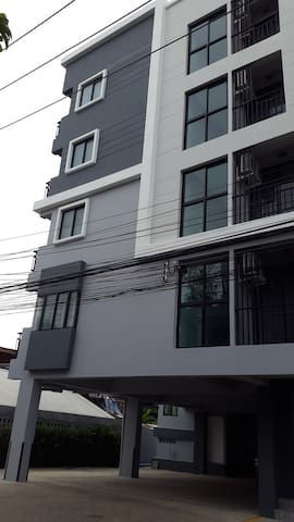 Bliss Apartment - Bangkok - Apartament