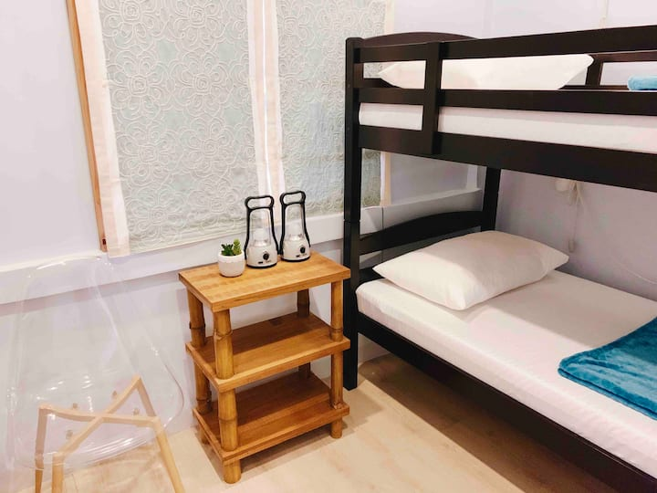 Clean & Cozy Room for 2 | Starfish Eco-Hostel #1