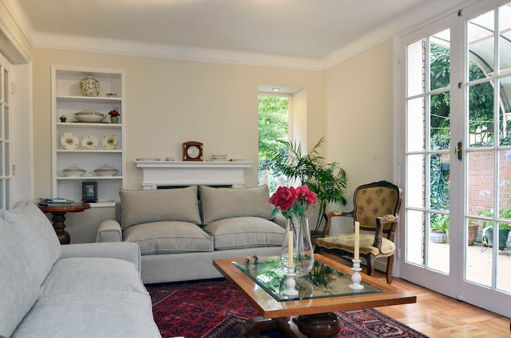 Wonderful house with great location