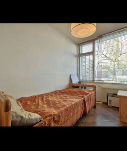 1 pers. Bedroom Near Amsterdam - アムステルフエーン
