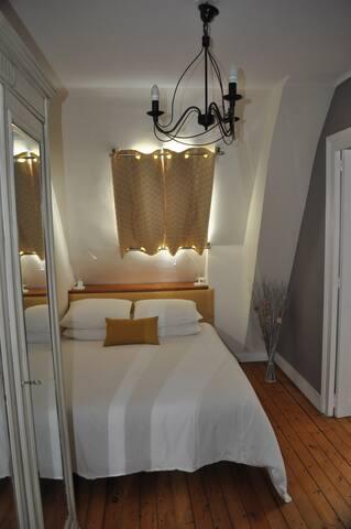appartement ensoleillé et calme - Saint-Cyr-sur-Loire - Byt