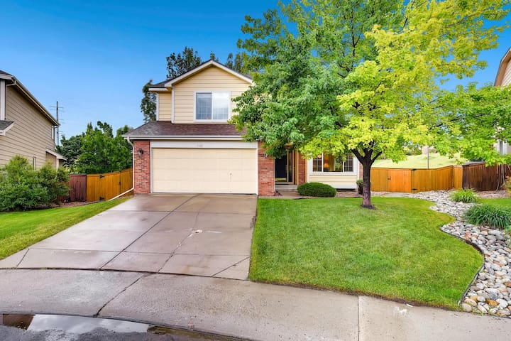 3 Bdrm on Green space, Highlands Ranch, DTC