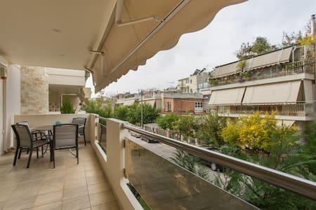 Beautiful 2bedroom modern apartment - Agia Paraskevi
