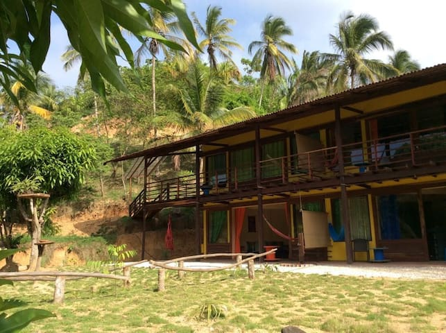Barranquero Hotel - Tayrona - Room 8
