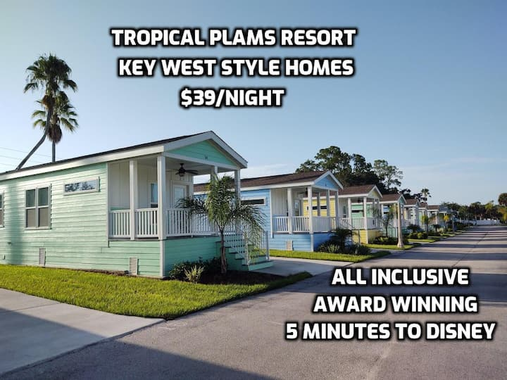 DISNEY TROPICAL PALMS RESORT $49/NIGHT  SC60