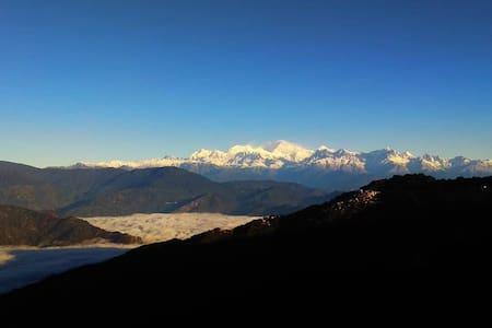 #Darjeeling#homestay#holidays# dhanashree homestay
