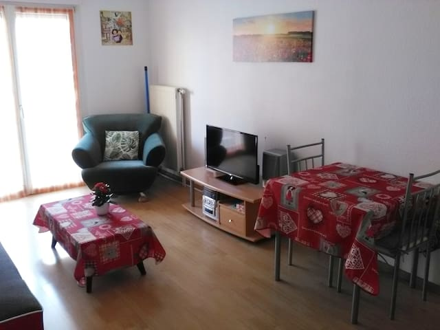 59m2 apartment fully equipped family & relaxation