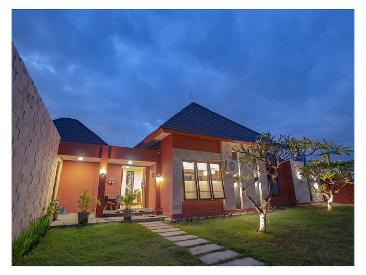 Dawn Light Villa Sire Tanjung, North of  Lombok