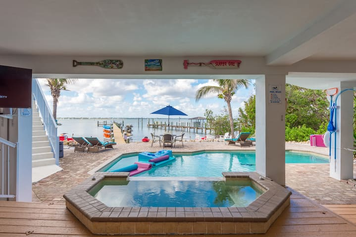 Aquarius 5br 4ba Heated Pool Fl Beach House Houses For In Stuart Florida United States