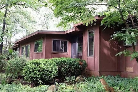 Secluded Valley Retreat - Easton - Apartment