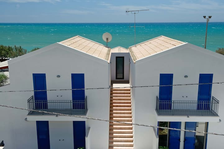 Flat in Sicily for 5 People