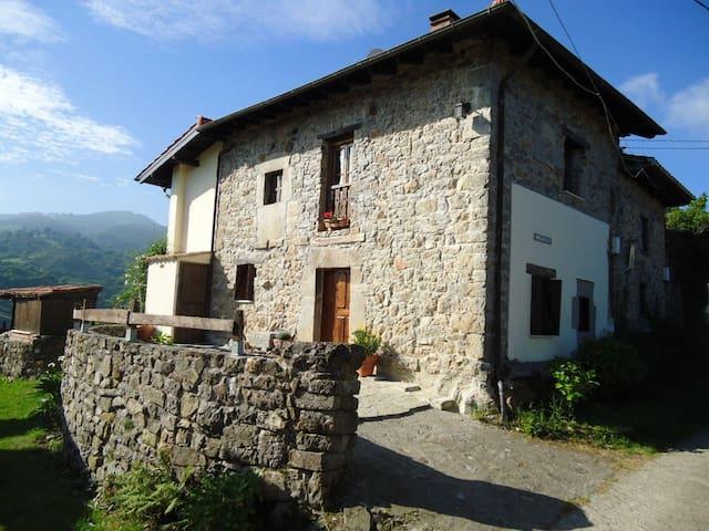 Zona Picos Europa. Auténtica y espléndidas vistas - Oriente de Asturias - Dům