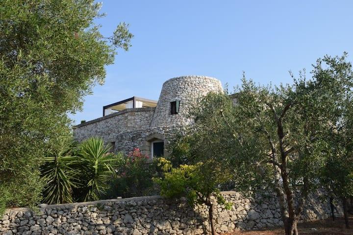 luxury villa in salento