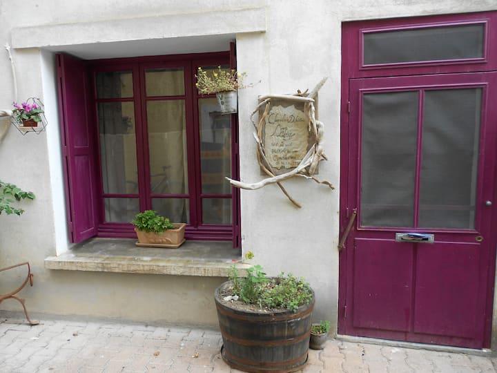 Chambre d'hôtes l'Alizé à Gruissan - 1