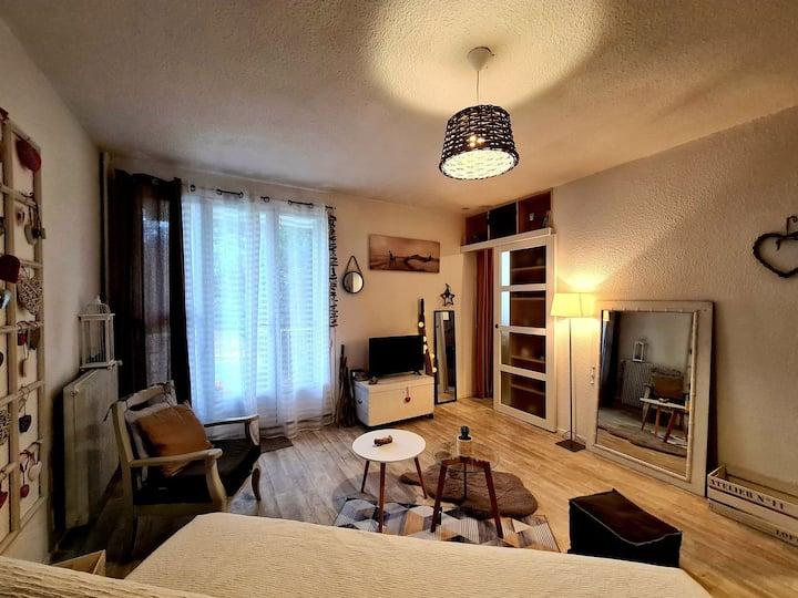 Appartement Cosy - 40m²- A pieds du centre - Albi