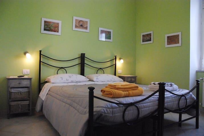 BED AND BREAKFAST  in zona panoramica e parcheggio