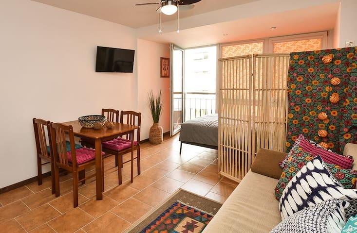 Hakuna Matata, the worry-free apartment (23m²)