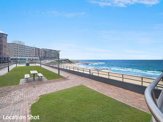 City Studio by the Beach
