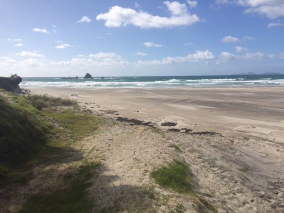Kauri Mountain Beach