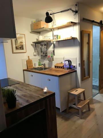 Appartement de charme avec vue (3 pers)