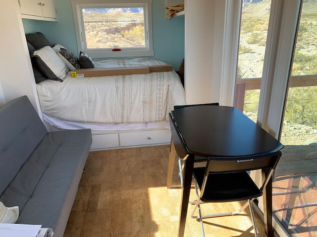 Red Rock Canyon Tiny House