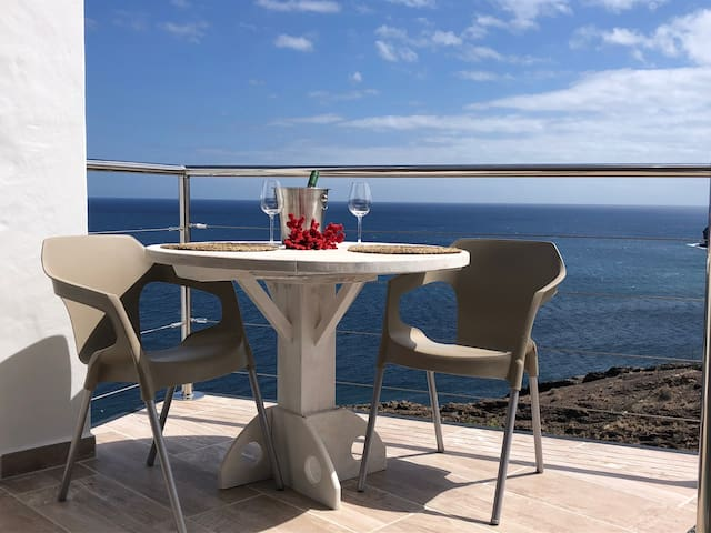 El Coralito-Charming Apartment with Stunning Views